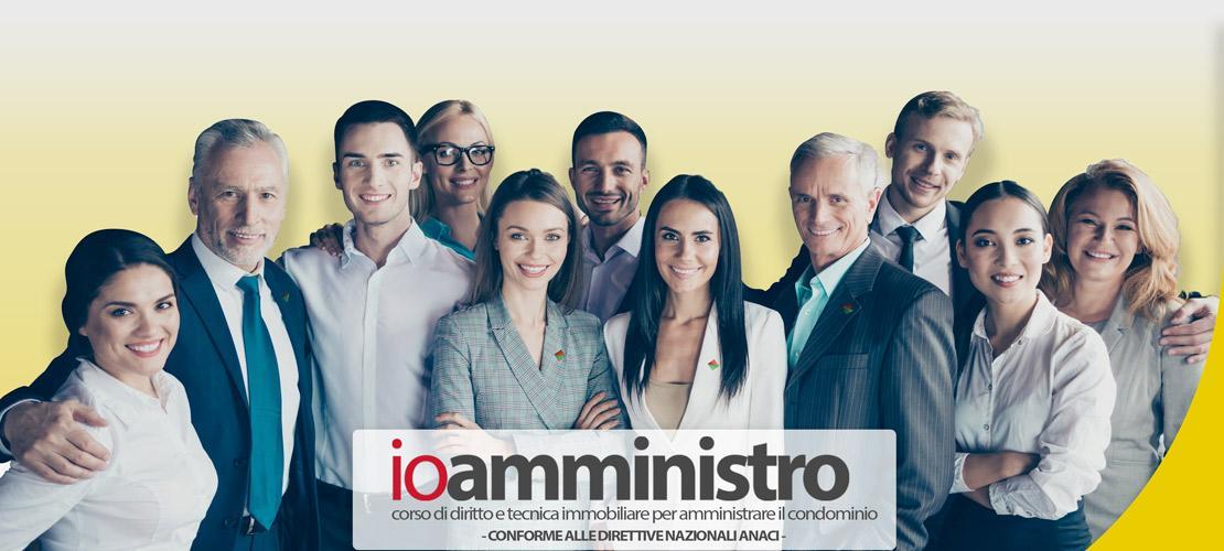 Io Amministro - il corso per diventare amministratore